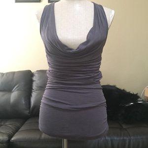 Arden B Cowl Neck Dress
